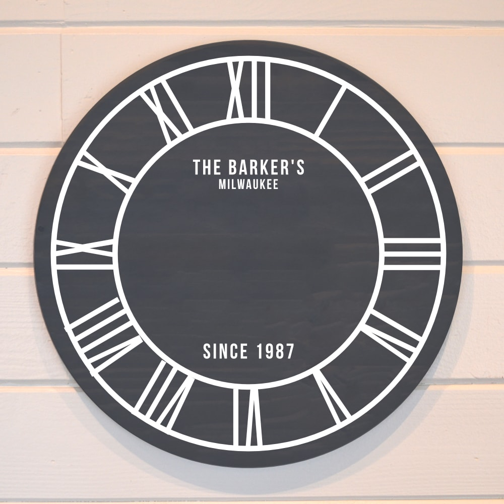 Modern Clock-min