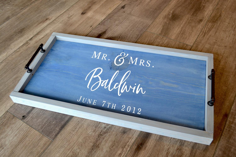 Mr and Mrs framed-min