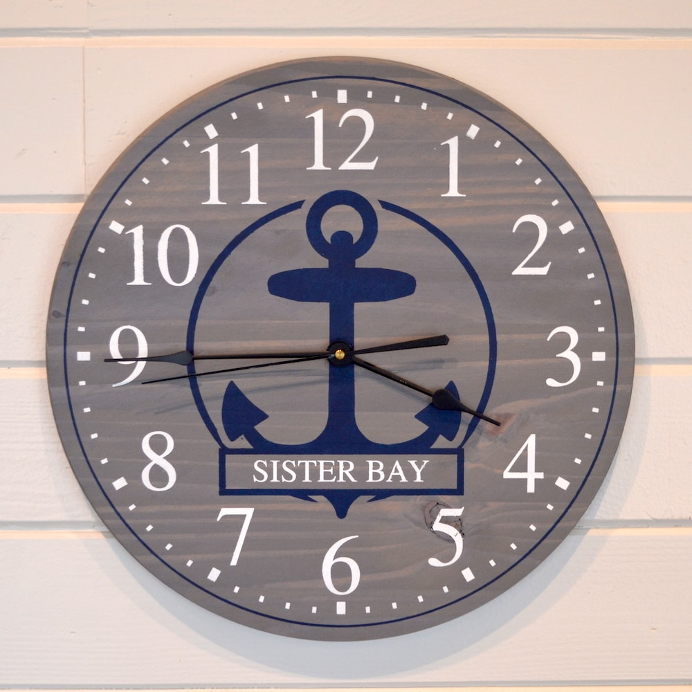 Nautical Clock-min
